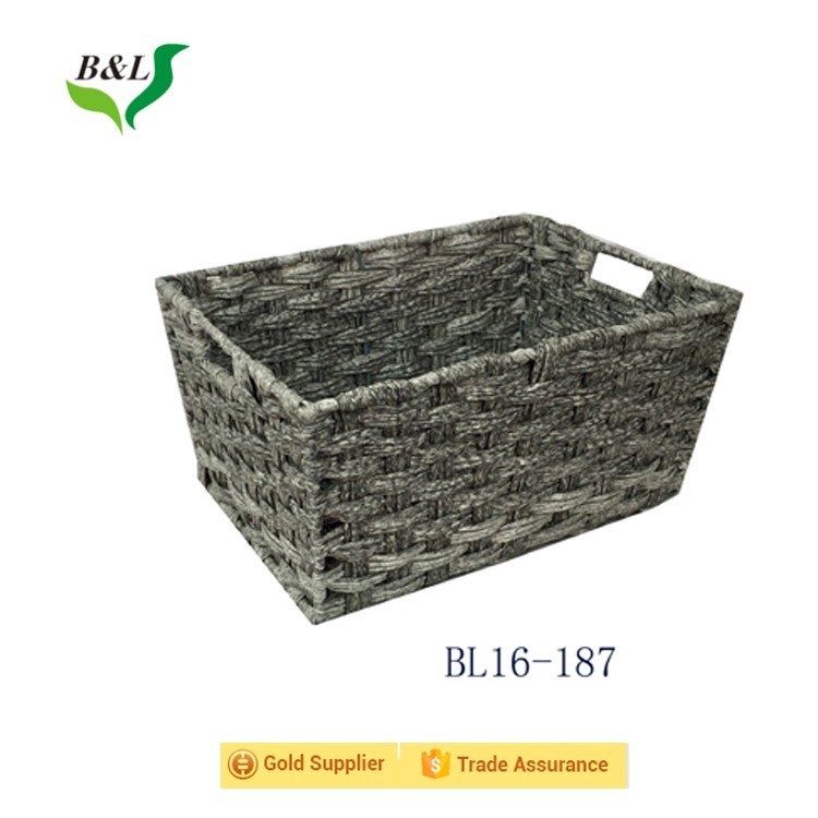 Hot sale Handmade New PP woven Storage basket