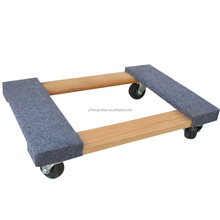 Heavy duty mover's moving rolling carpet moving dolly