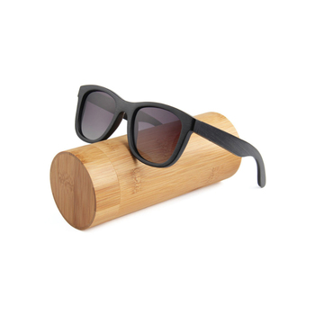 2019 Wholesale custom logo bamboo sun glasses sunglasses for man and women