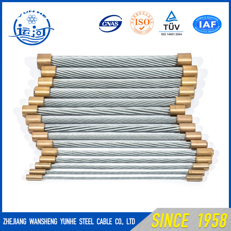 China Factory Wire Rod Hs Code Stainless High Tensile Steel Strand Wire