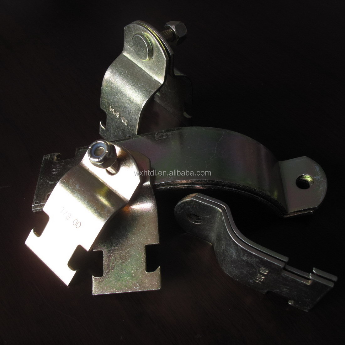 Pregalvanized Clevis Hanger And Clamps