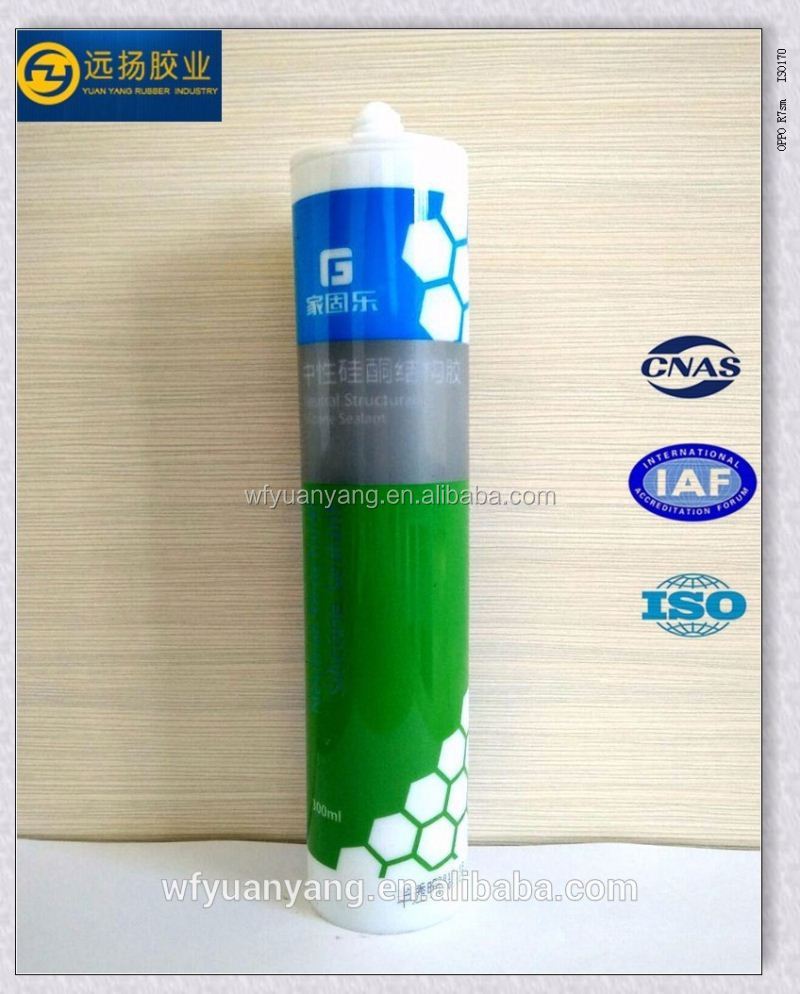 value High Temp. Silicone Sealant For Stainless Steel High Temp. Silicone Sealant For Stainless Steel