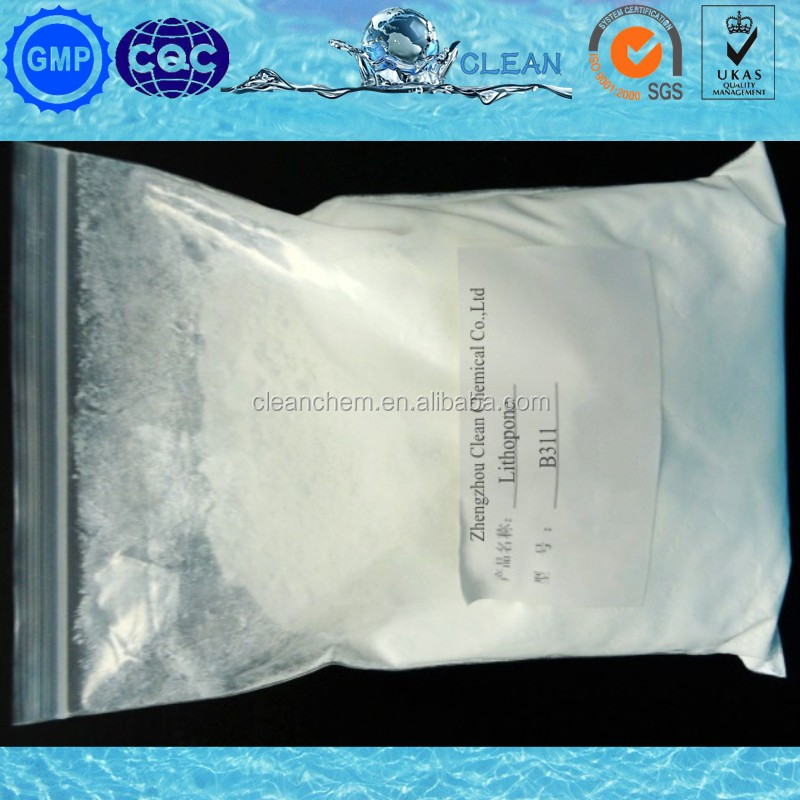 Paint Chemical Lithopone B301 B311 in Paint