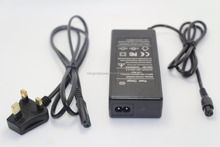 UK/EU/US plug scooter power supply ,42v power supply