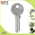 Hot sales steel lock key for key clone machine