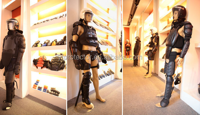 High Quantity Military Riot Gear Anti Riot Suit
