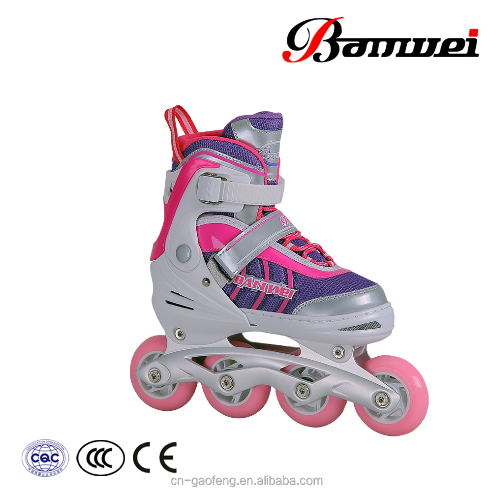 Zhejiang supplier high quality competitive price four wheels inline skates