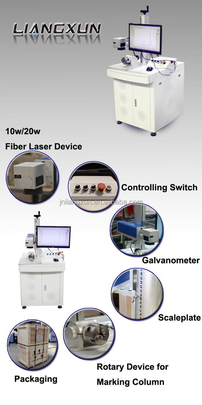 3d printer from China supplier laser marking machine for business card