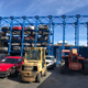 Mutrade stacker parking Vertical Rotary Parking System