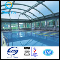 2014 hot sale 100% virgin LG from Korea swimming pool roof