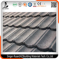 Aluminum Zinc Roofing Shingle Metal Roofing Price/ Best Quality Roofing Sheet Building Material