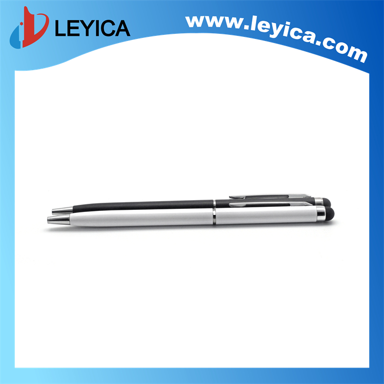 2015 fashion stainless steel wire braid metal pen