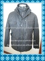 men's washing jacket in winter