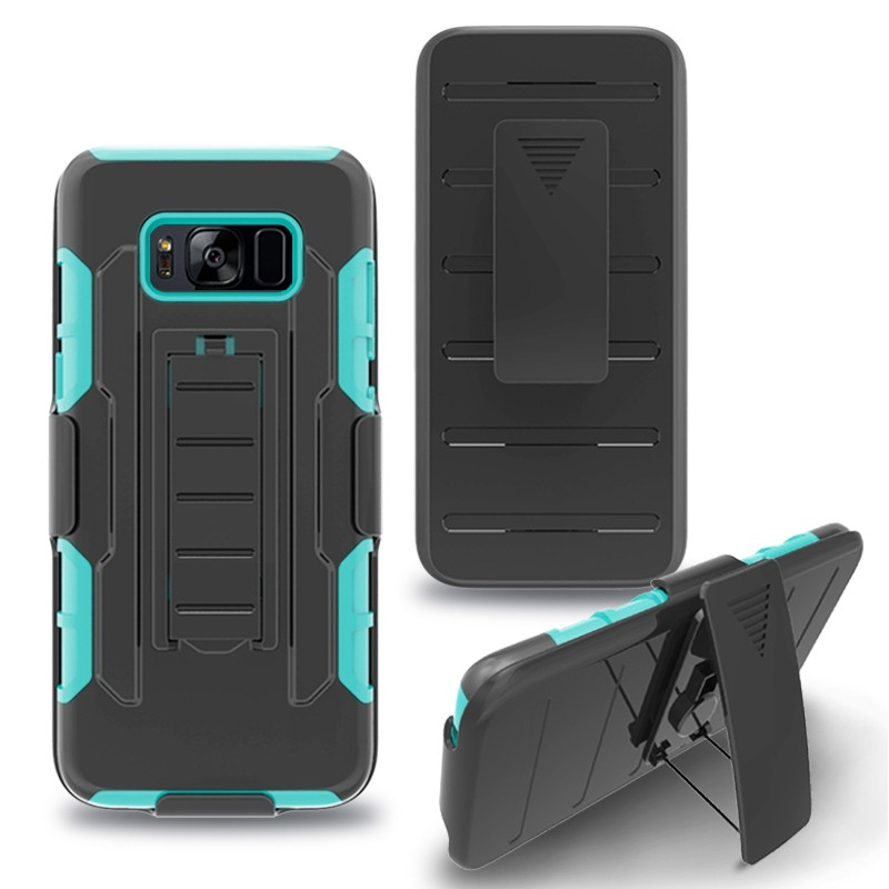 Wholesale skidproof good sale mobile phone case for Samsung Galaxy S8 Active accessories
