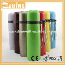 350ml 500ml Stainless Steel Atlasware Vacuum Flask Hot Water Bottle