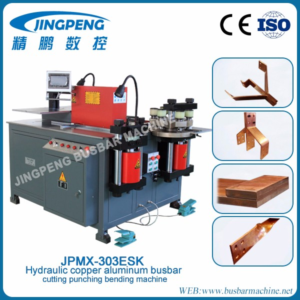 CNC Copper Flat busbar bending Machine for electrical boards