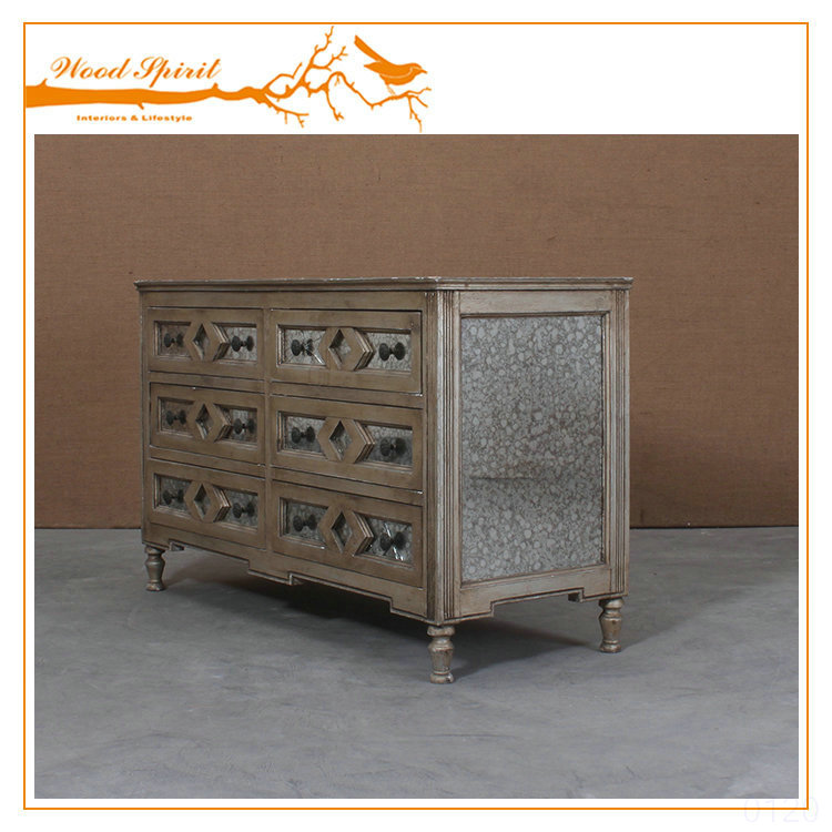 Total quality controled drawer storage cabinet