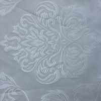 Beautiful hotel curtain high quality tab top cheap curtain