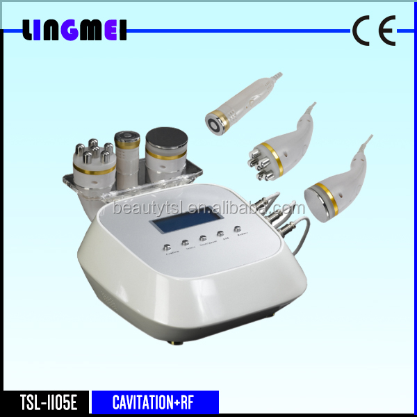 LINGMEI beauty liposuction cavi lipo rf ultrsonic portable cavitation machine