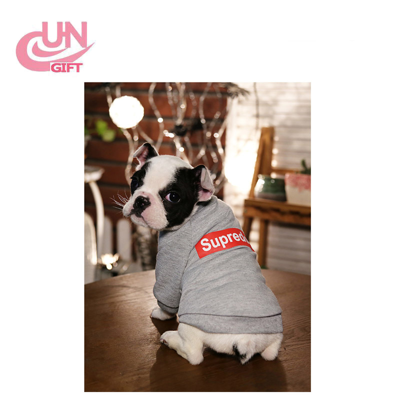 Supredog Winter Warm Dog Hoodie Clothes Pet Clothes Wholesale