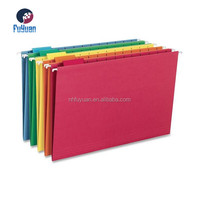 Assorted Colors 25 Per Box hanging file with clear plastic tabs and replaceable white inserts