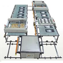 flat table automatic t shirt screen printing machine manufacturer