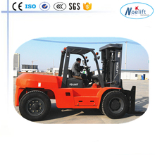 engines and accessories with good oil filter Easy maintenance diesel forklift 10t trucks for sale with Japanese Engine