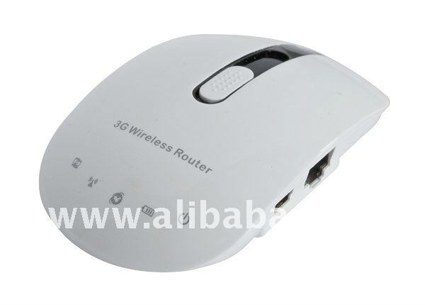 3G & 4G TO WiFi Wireless Router - Portable with Battery 1500 Mah