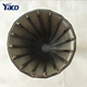 Good ventilation factory price Water Treatment Rotary Sieve Wedge Wire Drum Screen