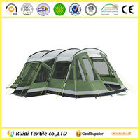 Wholesale Camping Tent 6 Person Waterproof Tent Fabric For Tunnel Tent