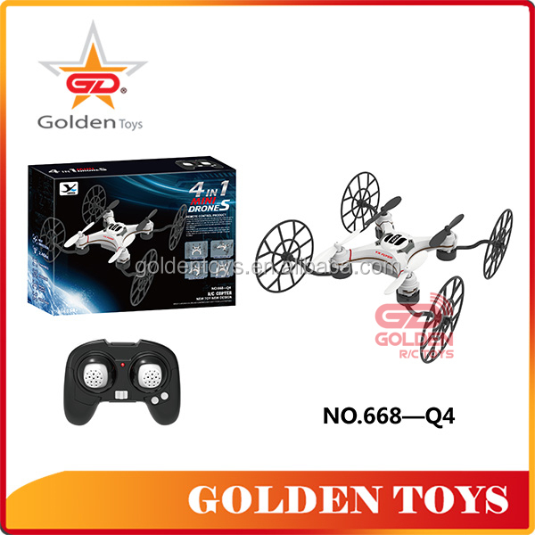 Popolar kids toy 4 axis aircraft 6 axis gyroscope various function toy drone