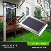 Newest 2015 hot products 2.5W PIR motion sensor solar led lamps