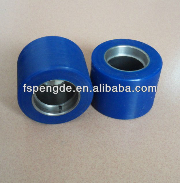 polyurethane small caster wheels