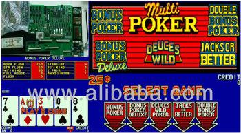 IGT PE+ MULTI-GAME VIDEO POKER Kit, View IGT POKER, PE+