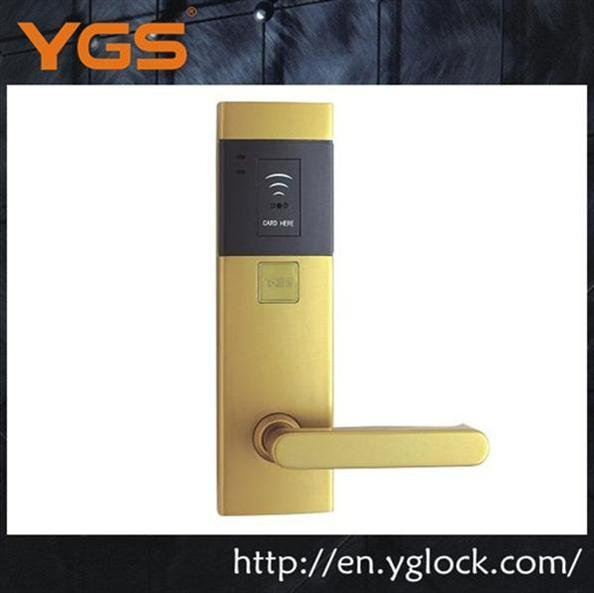Cost effective hotel operations electronic safe lock