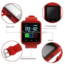 Wholesale Q7 Q5 dz09 Gv10 U8 bluetooth watch mobile phone smart watch for windows phone