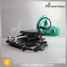 Stock selling 90 degree angel cutting Manual channel letter edge profile bending machine made in Changzhou