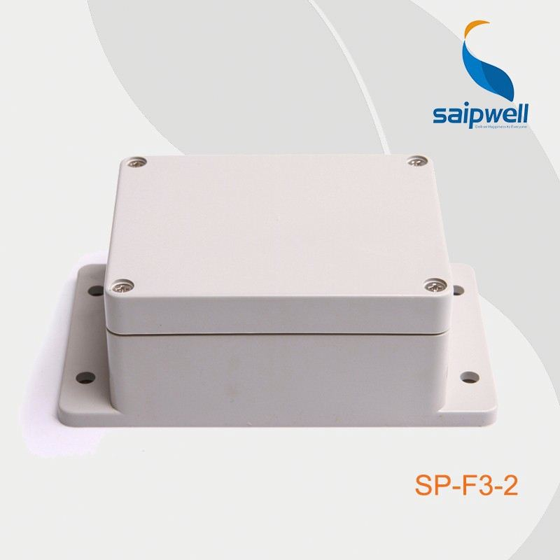 Electric PCB Board Mounting Box Plastic Outdoor Application Outdoor Metal Box