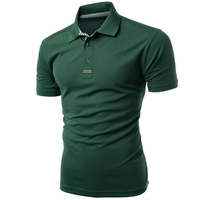 Wholesale short sleeve cheap mens polo t shirt custom design clothing