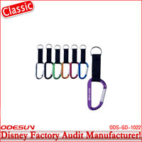 Disney factory audit lanyard printing machine 143207
