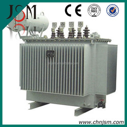 Customer winding Coil Structure three phrase and Power Usage power transformer S11 oil immersed 11KV 10-2500KVA