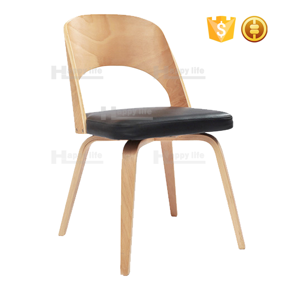 2016 plywood laminated restaurant dining chairs wood