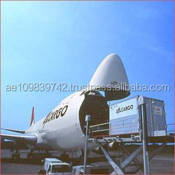 Air Freight from Dubai to Dushanbe