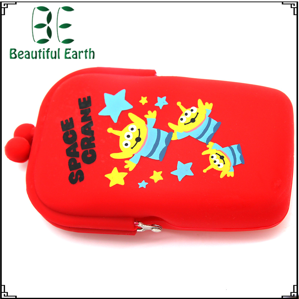 Wholesale Cheap Silicon Coin Pouch 2016 Silicone Animals Coin Purse Ladies