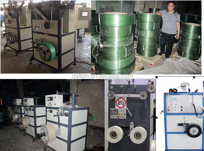 PET strapping machine PET PP straps production line PET PP packing strips machine