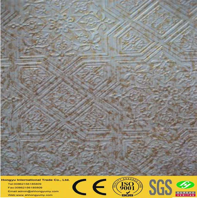 4x8 PVC ceiling design for shop/PVC foam board Malaysia