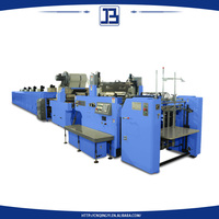 Popular high standard multifunctional supermatic screen printing machine