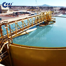 High Efficiency Thickener With ISO And CE Approval For Mining Equipments