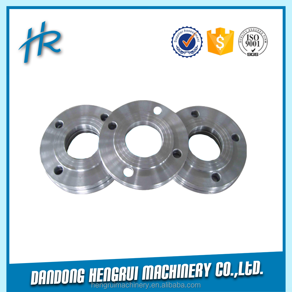 ISO9001:2008 ANSI Stainless Steel Flange According to Drawings