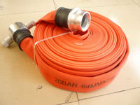 Layflat EPDM lining fire hose